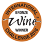 2016 International Wine Challenge Bronze