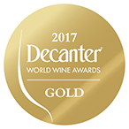2017 Decanter Gold