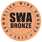2017 Sommelier Wine Awards Bronze