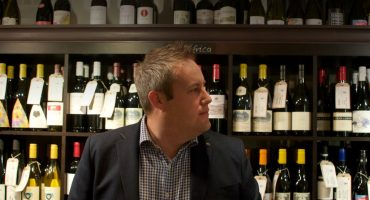 Meet The Wine Buffs - David