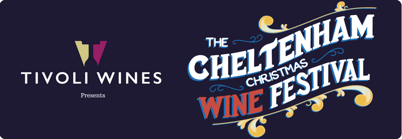 Cheltenham Christmas Wine Festival Banner