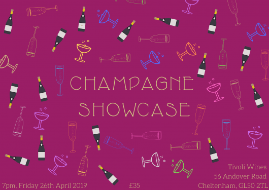 Champagne Showcase