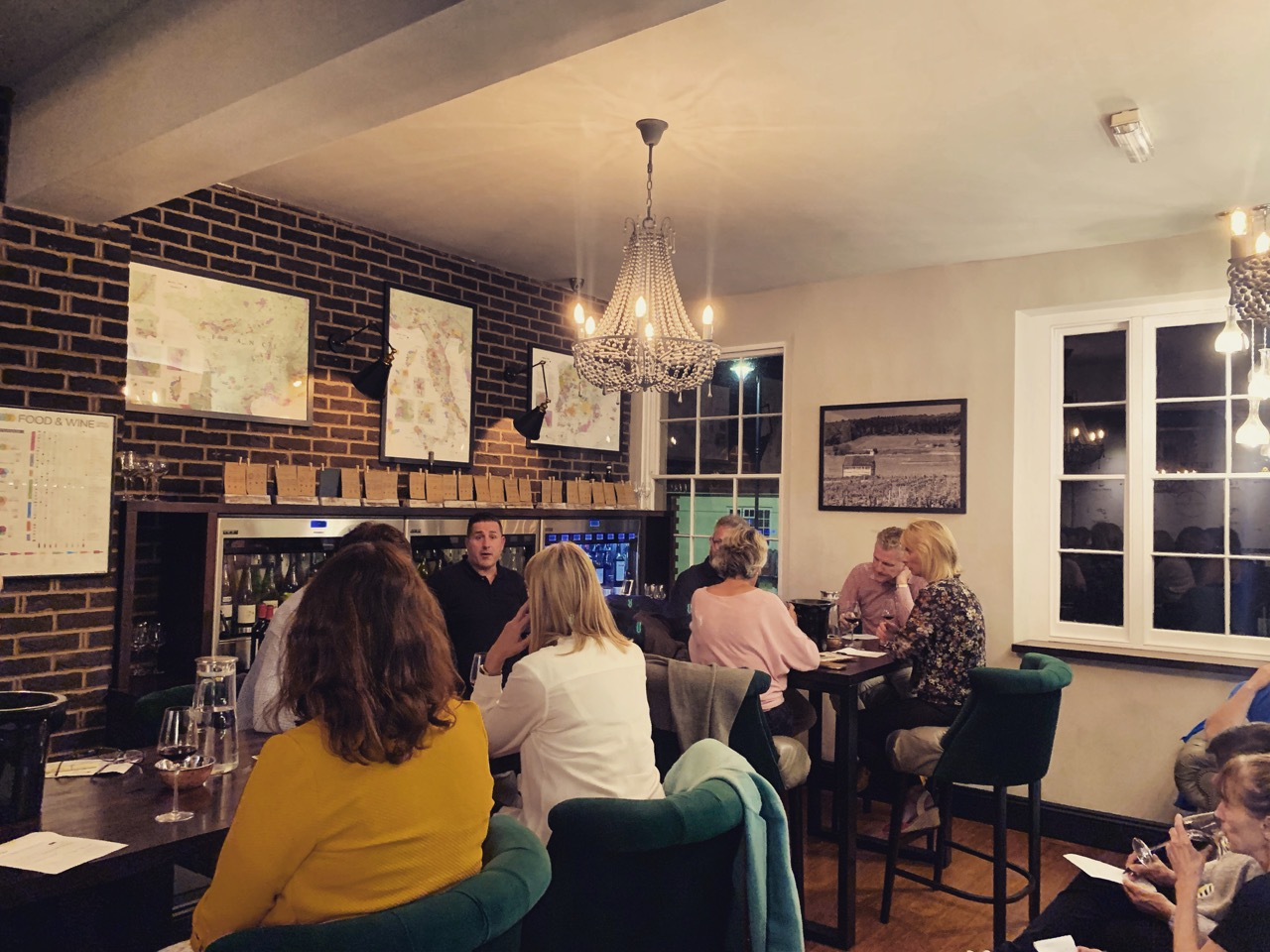 Join our tasting events.