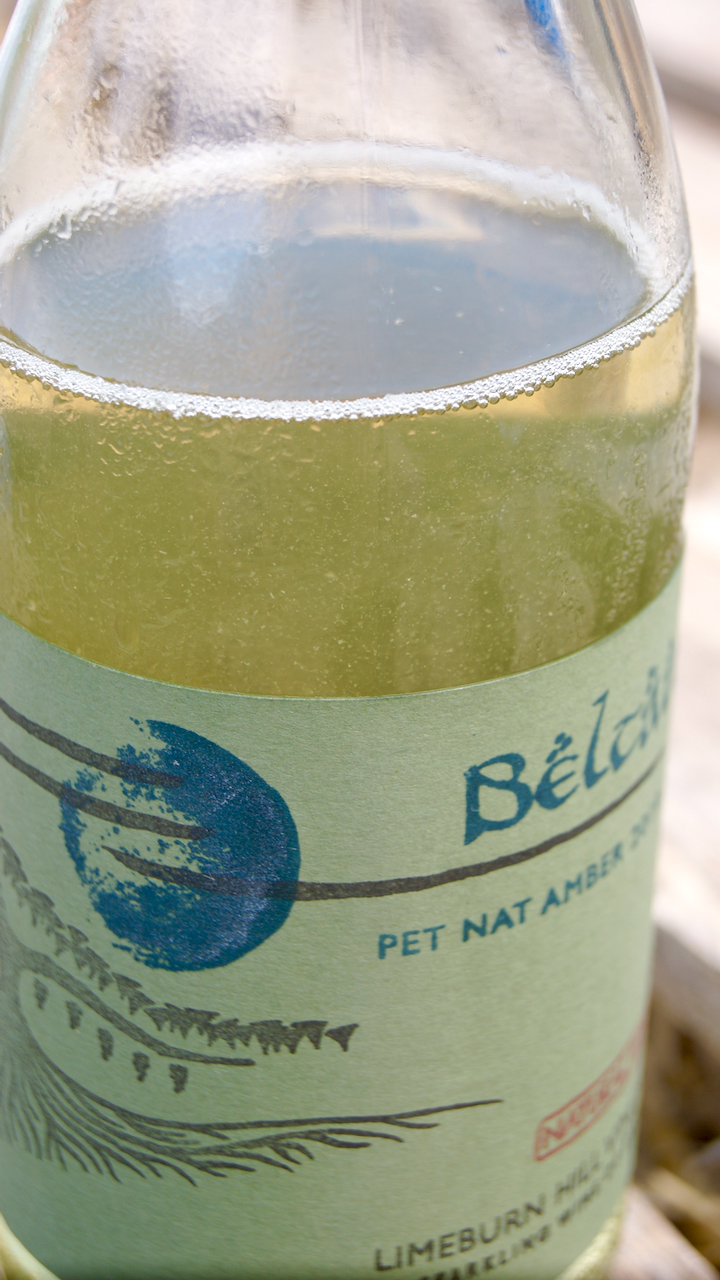Beltain Pet Nat Amber