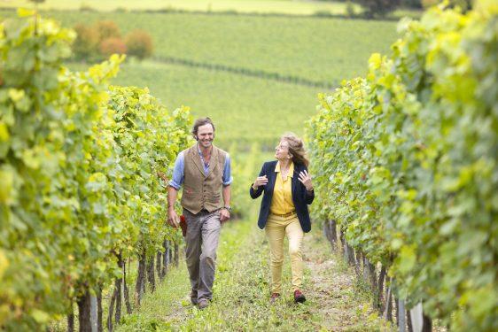 Meet The Winemaker: Corinne Seely, Exton Park